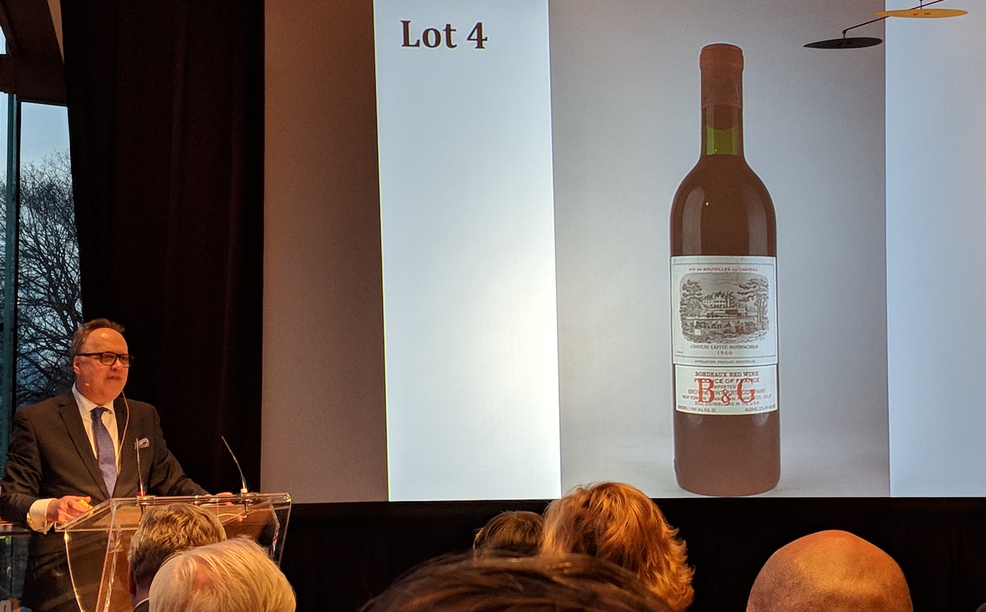 Charity Wine Auction