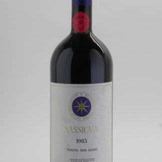 1985 Sassicaia - 1500 ml