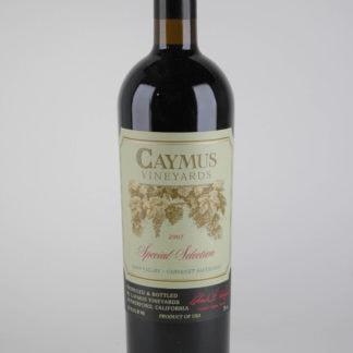 2007 Caymus Special Selection Cabernet Sauvignon - 750 mL