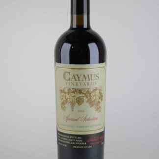 2005 Caymus Special Selection Cabernet Sauvignon - 750 mL