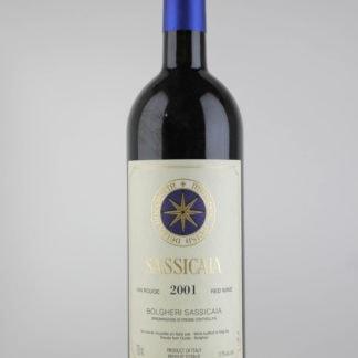 2001 Sassicaia - 750 mL