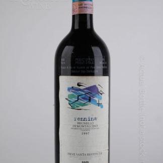1997 Gaja (Pieve Santa Restituta) Brunello Montalcino Rennina - 750 mL