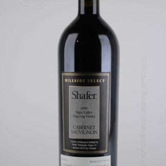 1999 Shafer Hillside Select Cabernet Sauvignon - 750 mL