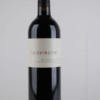 2002 Shirvington Cabernet Sauvignon - 750 mL