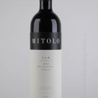 2002 Mitolo Gam Shiraz - 750 mL
