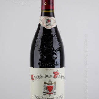 2000 Clos Papes Chateauneuf Du Pape - 750 mL