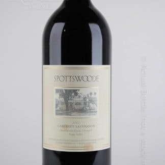 2002 Spottswoode Cabernet Sauvignon - 1500 ml