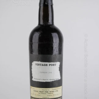 1908 Cockburn Vintage Port - 750 mL