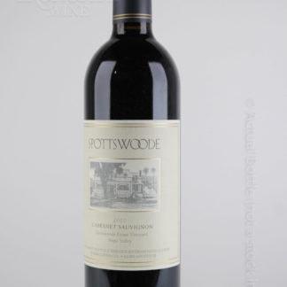 2002 Spottswoode Cabernet Sauvignon - 750 mL