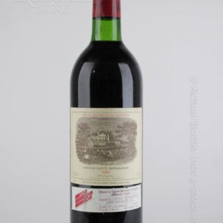1983 Lafite Rothschild - 750 mL