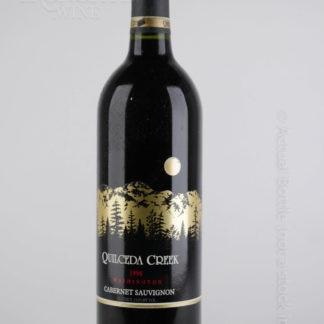 1996 Quilceda Creek Washington Cabernet Sauvignon - 750 mL