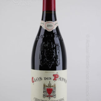 2003 Clos Papes Chateauneuf Du Pape - 750 mL