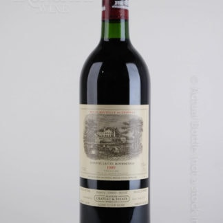 1989 Lafite Rothschild - 750 mL