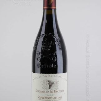 2000 Mordoree Chateauneuf Du Pape Reine Bois - 750 mL