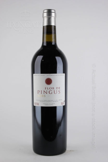 2005 Flor Pingus - 750 mL