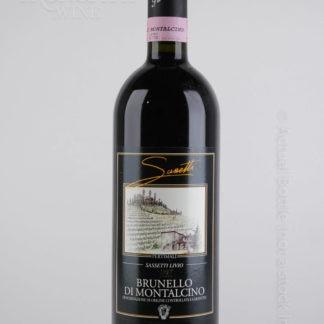1997 Livo Sassetti Brunello Montalcino Pertimali - 750 mL