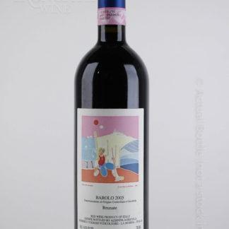 2005 Roberto Voerzio Barolo Capalot Brunate - 750 mL