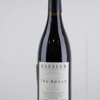 2002 Kaesler Bogan Shiraz - 750 mL