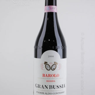 2000 Poderi Aldo Conterno Barolo Riserva Granbussia - 750 mL