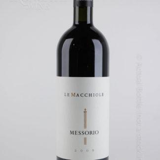 2005 Macchiole Messorio - 750 mL