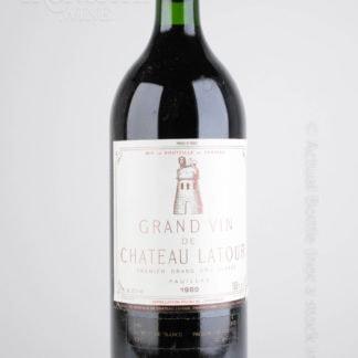1989 Latour - 1500 ml