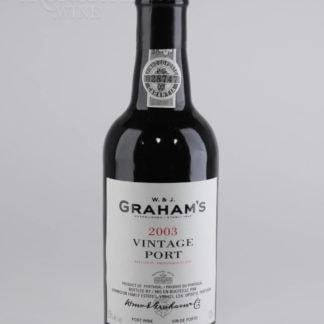 2003 Graham - 375ml