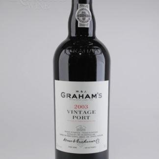 2003 Graham - 750ml