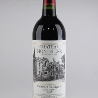 1997 Montelena Estate Cabernet Sauvignon - 750ml
