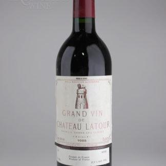 1988 Latour (Label Condition) - 750ml