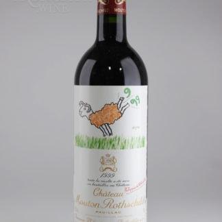 1999 Mouton Rothschild - 750ml