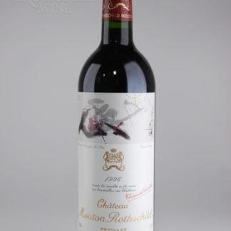 1996 Mouton Rothschild - 750ml