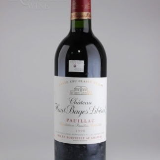 1996 Haut Bages Liberal - 750ml