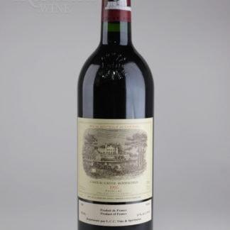 1996 Lafite Rothschild - 750ml