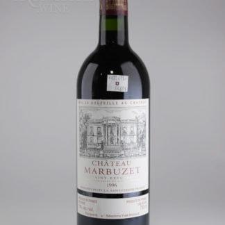 1996 Marbuzet - 750ml