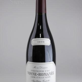 1996 Meo Camuzet Vosne Romanee Chaumes - 750ml