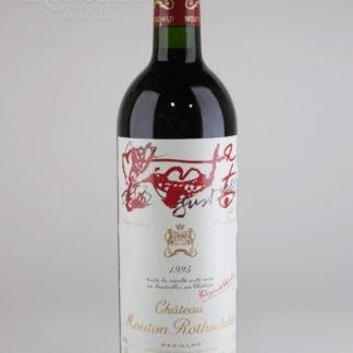 1995 Mouton Rothschild - 750ml