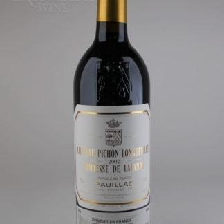 2002 Chateau Pichon Comtesse Lalande Pauillac - 750ml