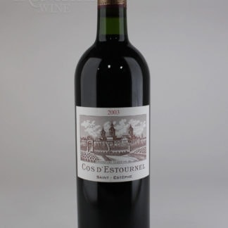 2003 Cos d'Estournel - 750ml