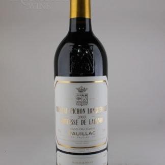 2003 Chateau Pichon Comtesse Lalande Pauillac - 750ml