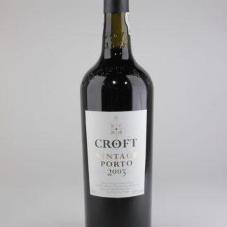 2003 Croft - 750ml