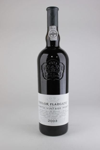 2003 Taylor Fladgate Vintage - 750ml