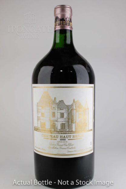 1982 Haut Brion - 3000 ml