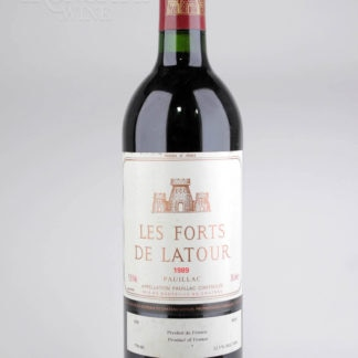 1989 Forts Latour - 750 mL