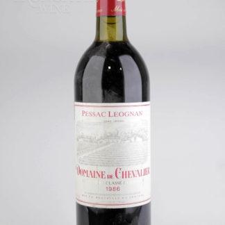 1986 Domaine Chevalier - 750 mL
