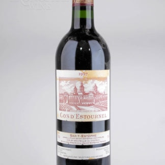 1997 Cos d'Estournel (Torn Label) - 750 mL