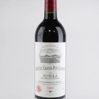 1995 Grand Puy Lacoste - 750 mL