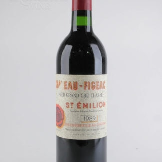 1989 Figeac (Damaged Label) - 750 mL