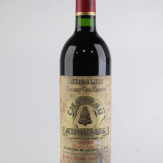 1990 Angelus (Damaged Label) - 750 mL