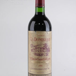 1990 Dominique (Severely Damaged Label) - 750 mL