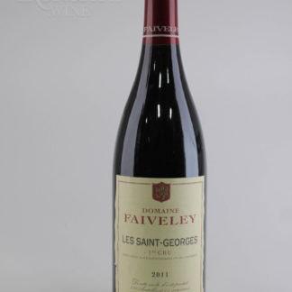 2011 Domaine Faiveley Nuits Saint Georges Saint Georges - 750 mL